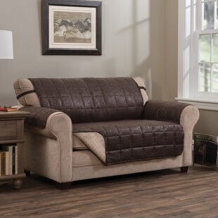 Winston Porter T-Cushion Sofa Slipcover