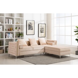 Zaida Reversible Sectional