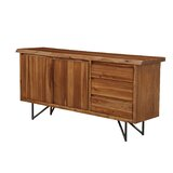 "Winschoten 67"" Wide 3 Drawer Buffet Table"