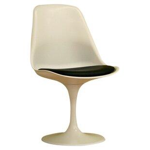 Wholesale Interiors Cyma Swivel Side Chair