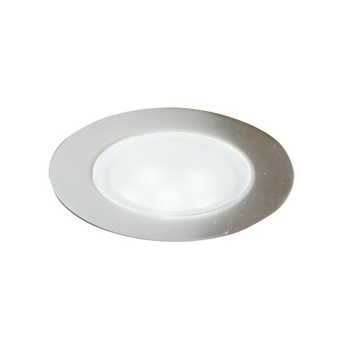 LED Outdoor Recessed Housing Symple Stuff Size: 2.6cm H x