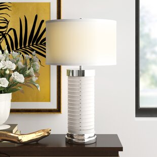 Chiseled Glass 32 Table Lamp