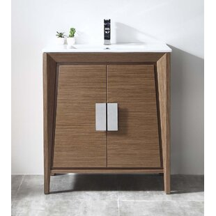 Deluca 30 Single Bathroom Vanity Set By Orren Ellis