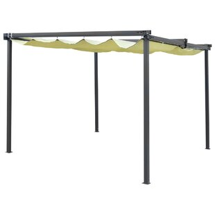 Axton 3 X 3m Pergola By Sol 72 Outdoor