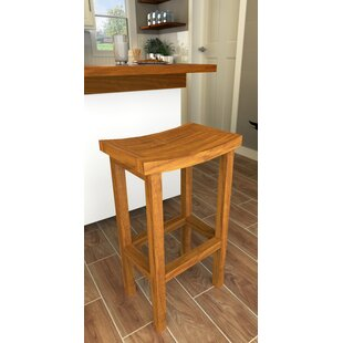 Litz 30 Bar Stool Millwood Pines