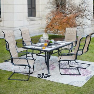 Sigler 7 Piece Dining Set