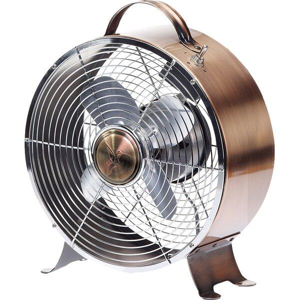 Sun King Oeters Table Fan 45W White oscillation verikal 90 ° Fan