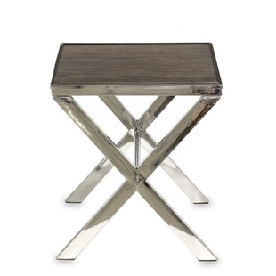 Reviews Noella End Table By Ivy Bronx