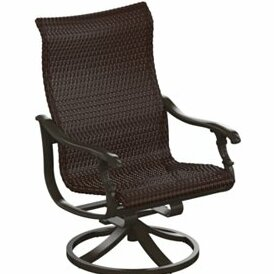 Ravello Swivel Patio Dining Chair