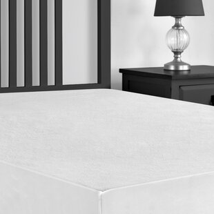 Plushed Waterproof Mattress Protector