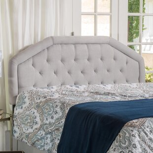 Beaumont Upholstered Storage Panel Bed by DarHome Co