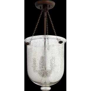 Gracie Oaks Pang 5-Light Urn Pendant