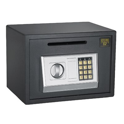 Honeywell Small Under Counter Depository Safe With Key Lock Wayfair