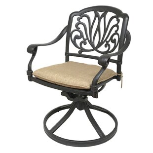 Fleur De Lis Living Nina Patio Chair with..