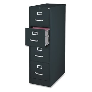 4-Drawer File Cabinet by Lorell