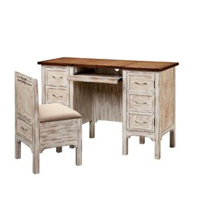 Bridgnorth Computer Desk and Chair Set