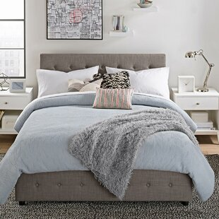 Morphis Upholstered Storage Platform Bed