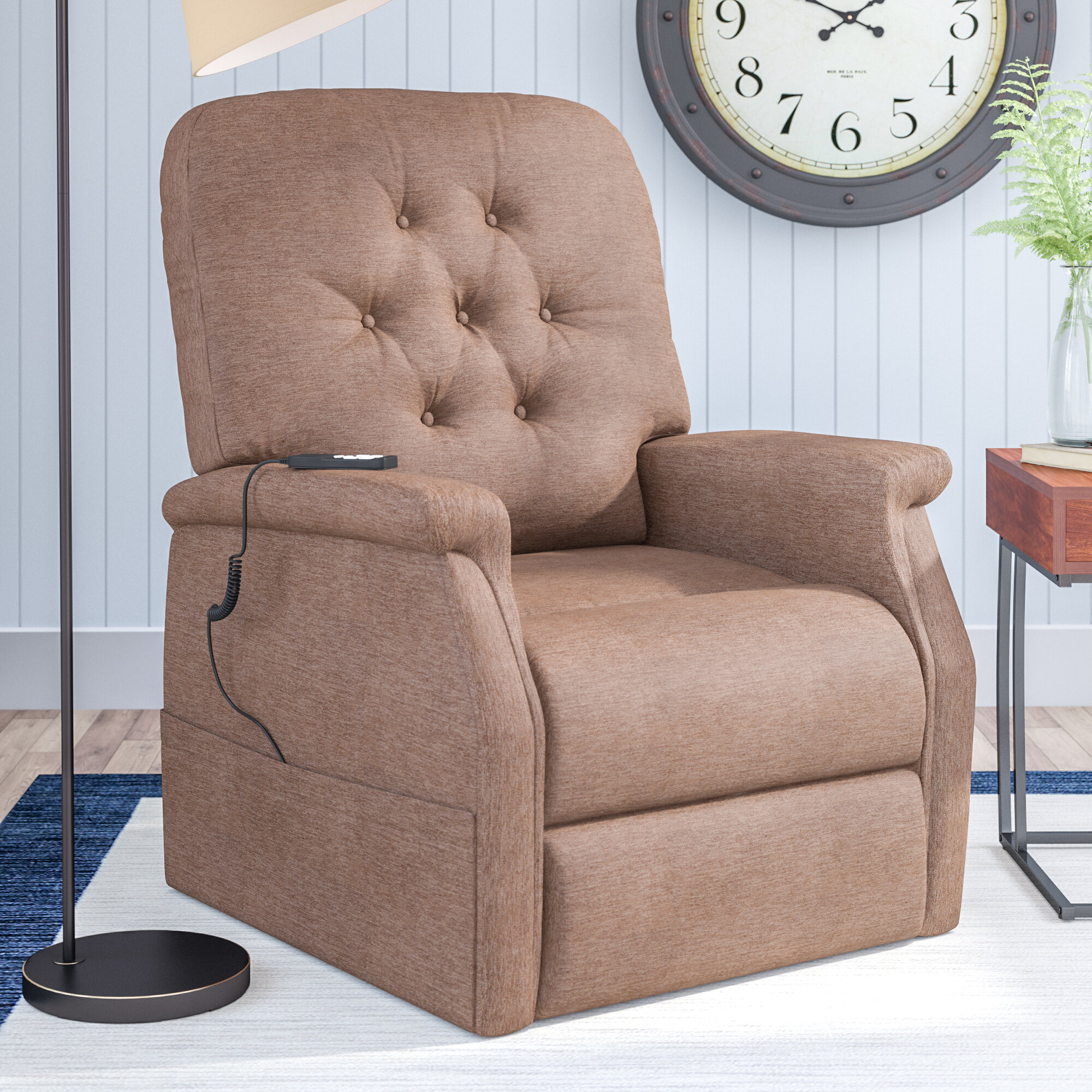 Phenomenal Winfield Power Lift Assist Recliner Squirreltailoven Fun Painted Chair Ideas Images Squirreltailovenorg