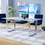 Marble Kitchen & Dining Tables You\'ll Love in 2020 | Wayfair