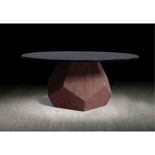 Brayden Studio Zeman Glass Coffee Table
