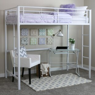 Joplin Twin Loft Bed by Mack & Milo