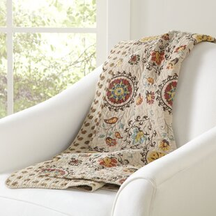 Zahara Cotton Quilted Throw