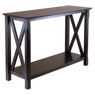 Toledo Console Table Charlton Home