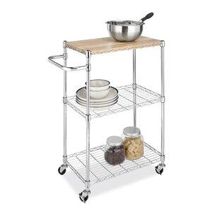Abel Kitchen Bar Cart by Red Barrel Studio