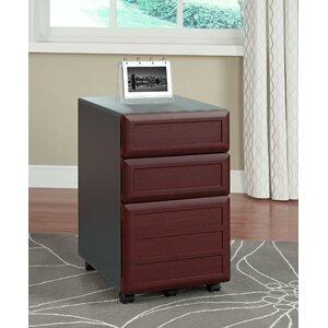 Elizabeth 3-Drawer File Cabinet