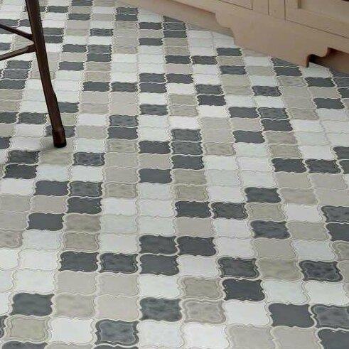 Shaw Floors Victoria 11 X 12 Ceramic Mosaic Tile Wayfair