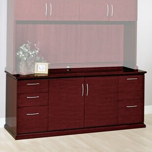 Mendocino 2 Door Credenza by OSP Furniture Cheap