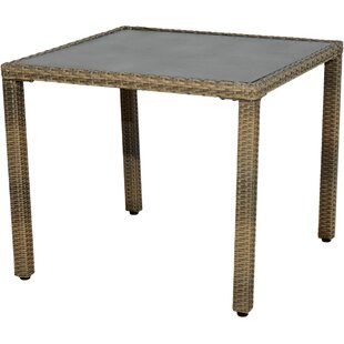 Balmore Basic Rattan Dining Table By Sol 72 Outdoor