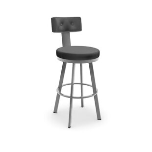 Tower 26.25 Swivel Bar Stool by Amisco