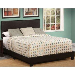 Ringold Polyurethane Queen Upholstered Platform Bed