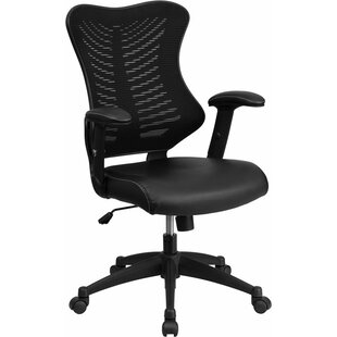 Ebern Designs Dunson High-Back Ergonomic Mesh Executive Chair