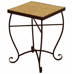 Lawson Glass Side Table by Urban Designs