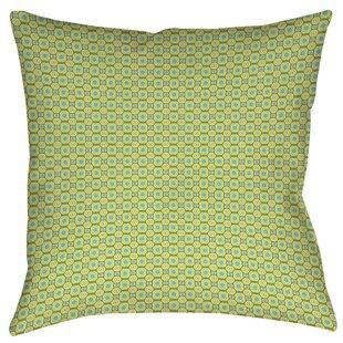 Rael Printed Throw Pillow