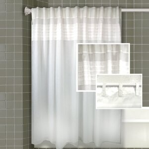 Merle All-in-One Shower Curtain Set