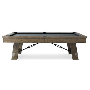 Isaac 7' Slate Pool Table Plank & Hide