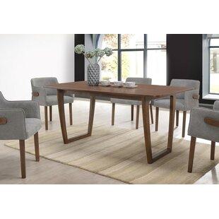 Mukai Dining Table by Mercury Row Spacial Price