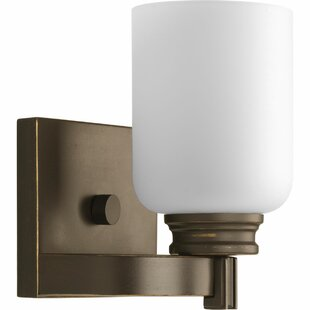 Raynard 1-Light Bath Sconce by..