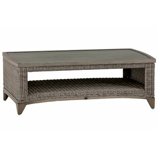 Astoria Wicker Coffee Table Buy & Reviews