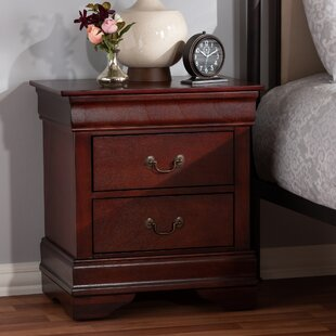 Diesel 2 Drawer Nightstand by Alcott Hill