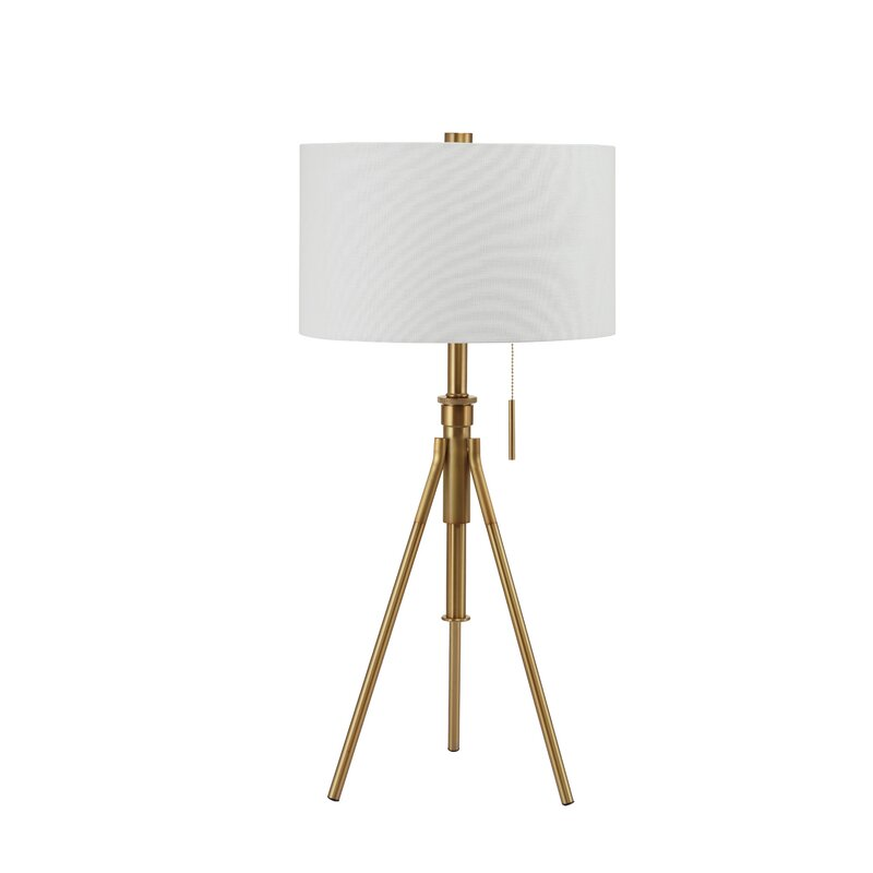 "Lola 37.5"" Tripod Table Lamp"
