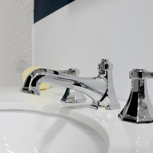Speakman Opera Widespread Bathroom Faucet with Drain Assembly