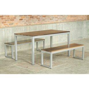 Elan Furniture Loft 3 Piece Dining Set