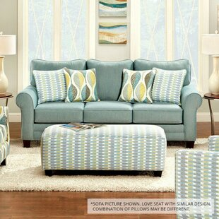 Darby Home Co Don Loveseat