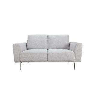 Bargain Doerun Loveseat by Orren Ellis Reviews (2019) & Buyer's Guide