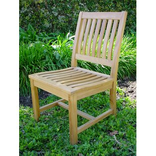 Rialto Teak Patio Dining Chair