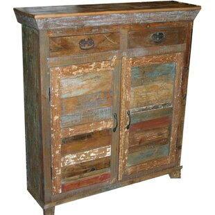 Mcdonnell 2 Drawer Gentleman's Chest